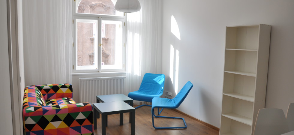 Student apartment 3+kk, Prague 5 – Anděl